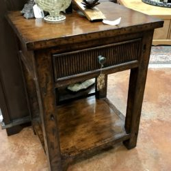 Rustic Nightstand - 2 Availalbe