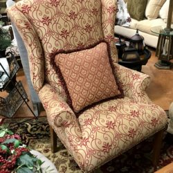 Ethan Allen Wing Back Chair - 2 Available