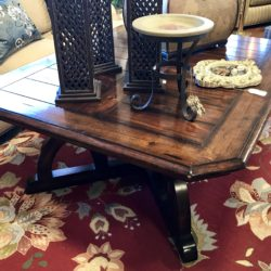 Thomasville Solid Wood Coffee Table