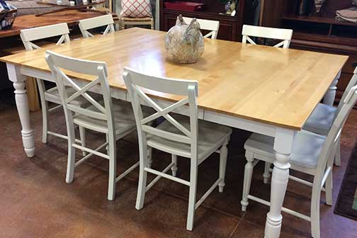 Reclaimed Interiors : Fine Home Consignment : Eagle ID