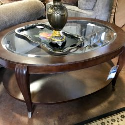 New Ennis Oval Coffee Table