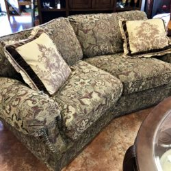 Flexsteel Curved Love Seat - 2 Available