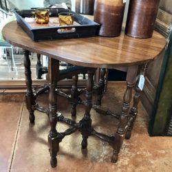 Vintage Gate Leg Drop Table
