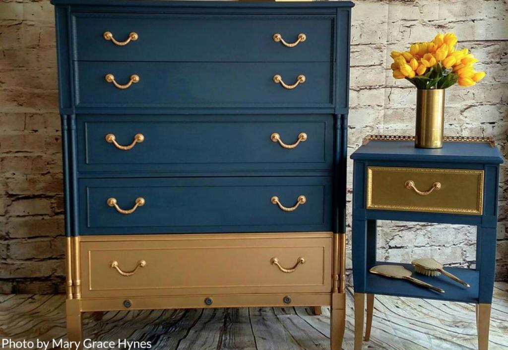 Vintage Furniture Paint Reclaimed Interiors Eagle Id