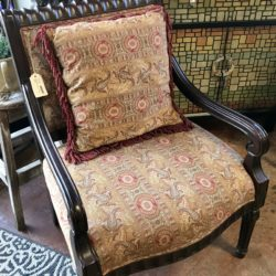 Bernhardt Accent Chair with Pillow (2 Available)