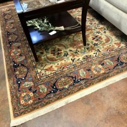 We have lots of area rugs!