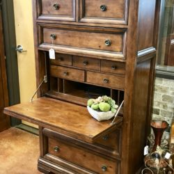 Desk Cabinet/Chest with Draws