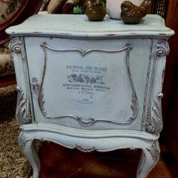 Painted Vintage Table