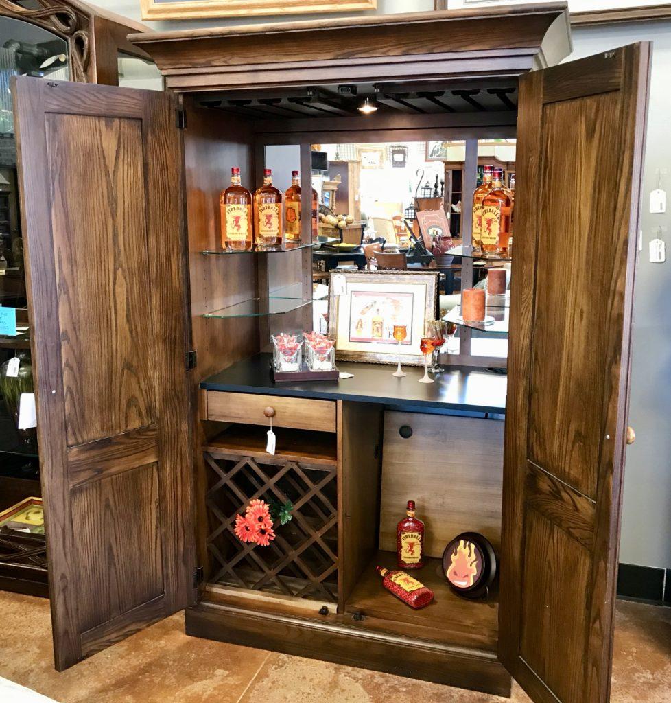 Romweber Bar Cabinet