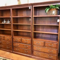 Ethan Allen Bookcase - 2 Available