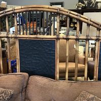 King Bamboo Bed
