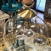 Uttermost Calix Pendant Glass Light Fixture